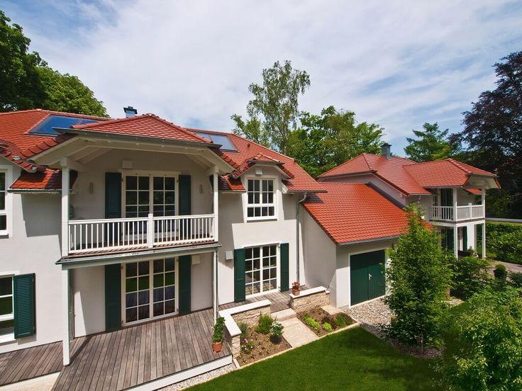 die besten 25 zweifamilienhaus ideen auf pinterest dachausbau ideen moderne architektur und. Black Bedroom Furniture Sets. Home Design Ideas