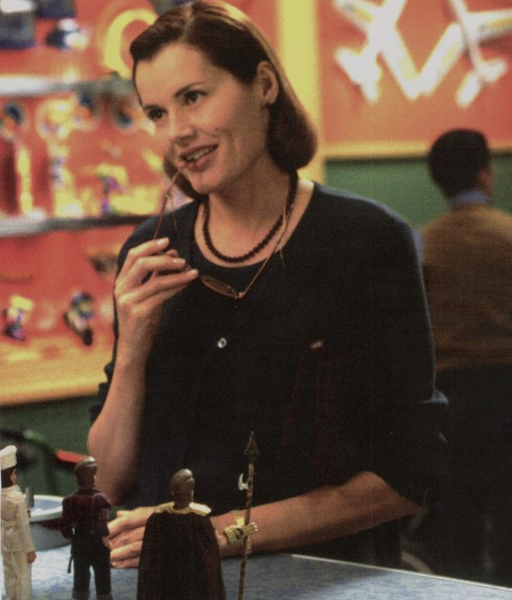 geena davis stuart little - photo #10