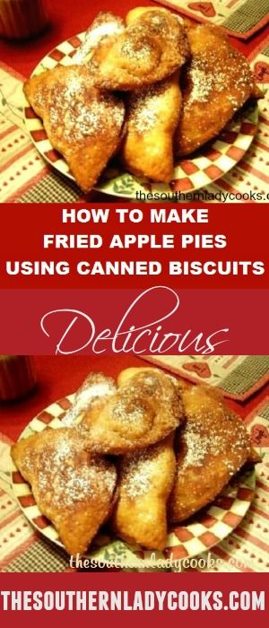My mother used to make the best fried apple pies you ever ate.  We had our own apple trees and mother would dry the fresh apples in the sun and make the pies. My younger sis, Brenda, made great fri…