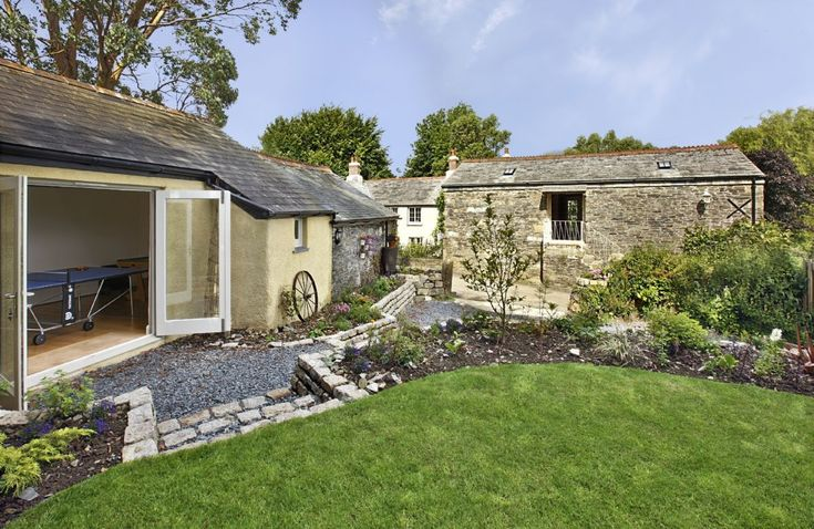 Higher Pempwell Barn (Pemwell, Cornwall) - Rural Retreats ...