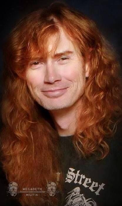 the times to be continued go...also for mr Dave Mustaine