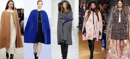 Divatos kabátok ősszel és télen – 2014/2015 Ősz/Tél