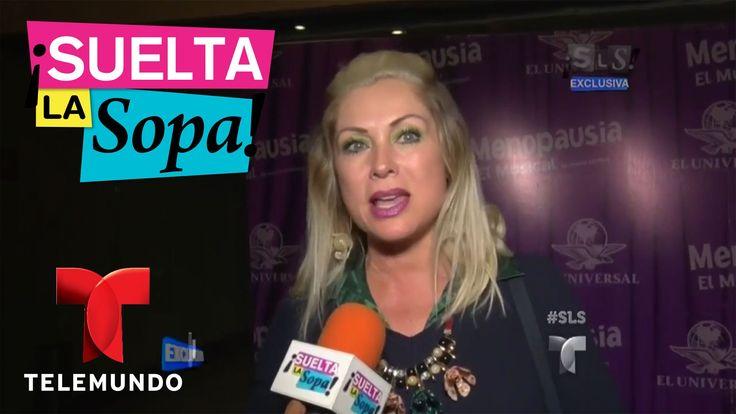 Suelta La Sopa | Leticia Calderón reacciona a comentarios de Yadira Carr...