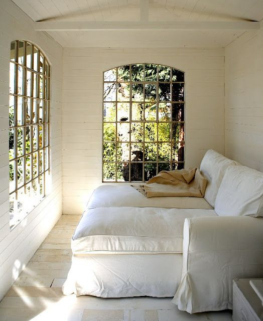 A napping/reading paradise.