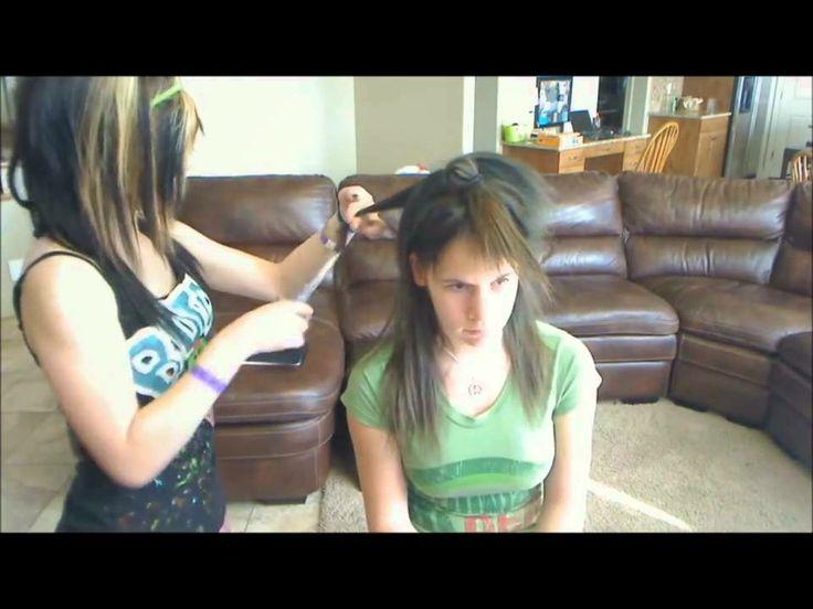How To Cut Scene Hair