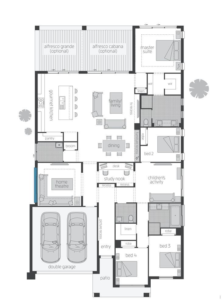Miami 15 - Floor plan
