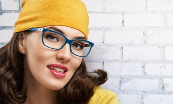 Getting the Perfect Pair of Glasses for Women | Helpful ...