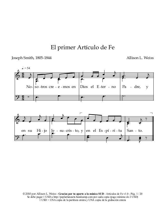 Poplarlanearts   los artículos de fe (allison weiss) - los articulosdefe.v1.1