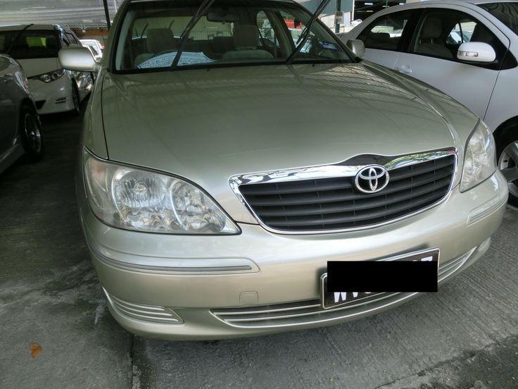 2003 Toyota Camry 2.0
