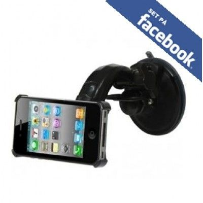iPhone 4/4S Bil holder