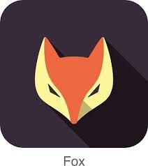 Imagini pentru red fox icon