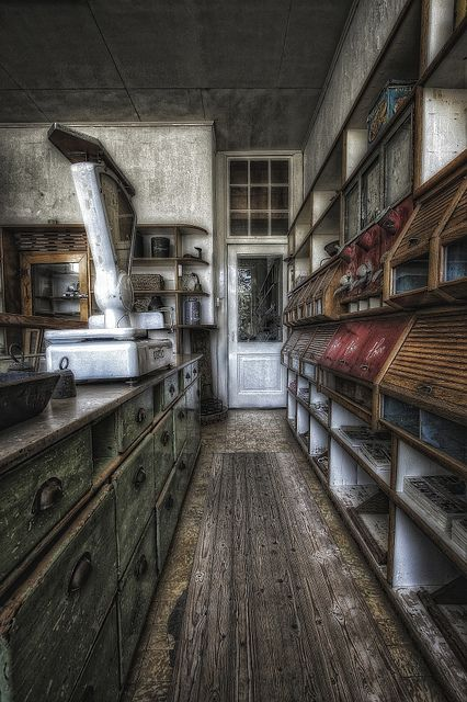 Abandoned Grocery