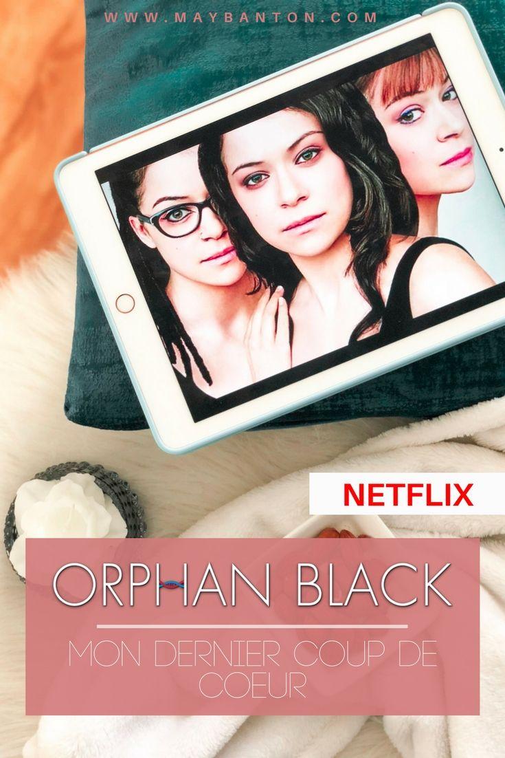 Orphan Black: mon dernier coup de coeur
