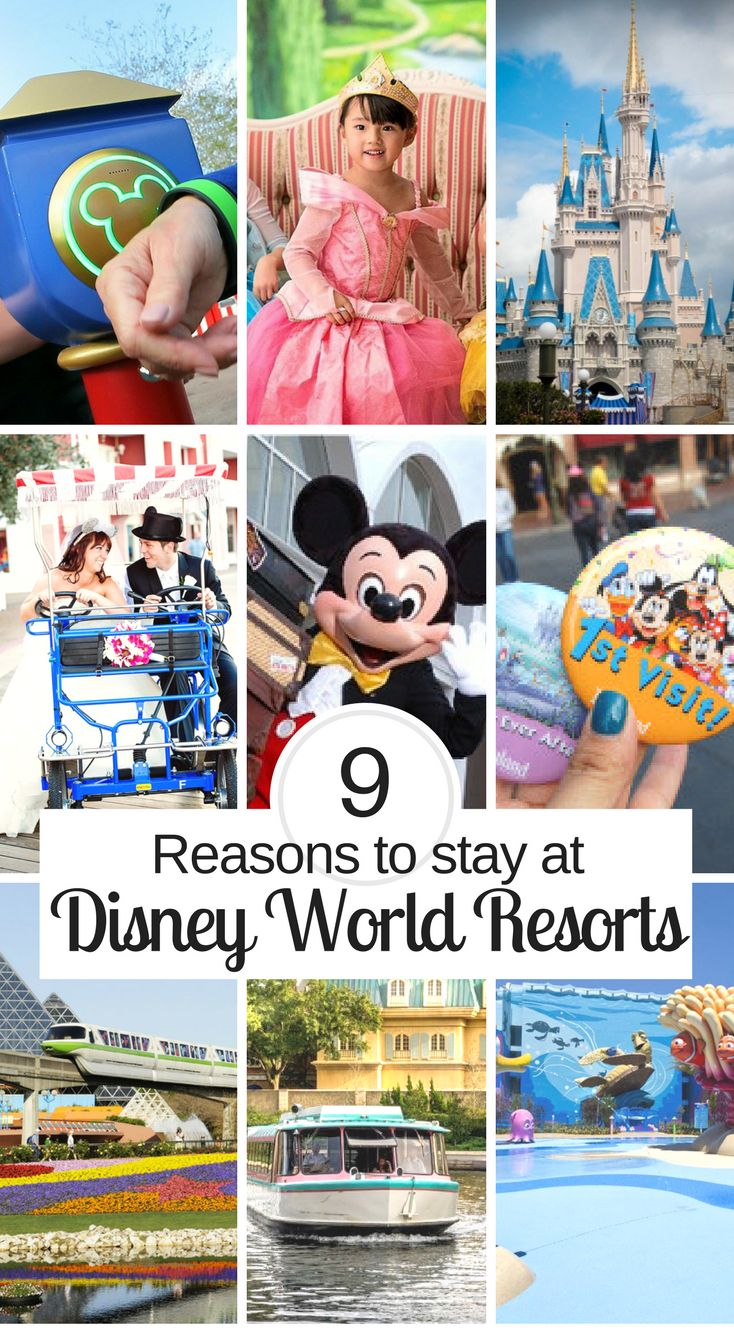 Why staying at a Disney Resort is the Best Decision