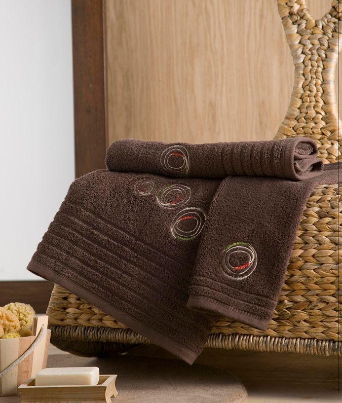 Juegos De Baño En Toalla:Juego 3 toallas de baño de Galiana Nova modelo IBIZA El juego de