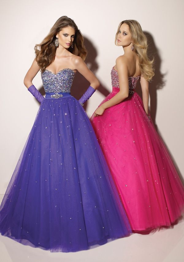 Sparkly Prom Dresses 2012