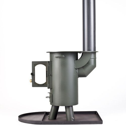 The Traveller stove log burner mutli-fuel portable wood burner Forest Green - 133 Best Anevay Outdoor Technology Images On Pinterest