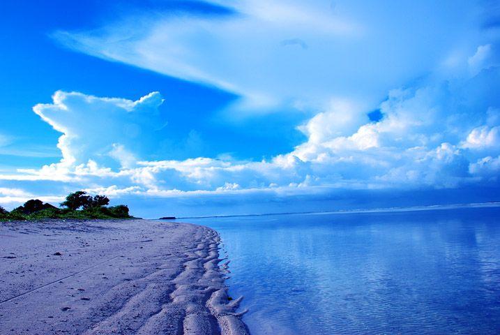 Ujung Genteng Beach, Jawa Barat, Indonesia