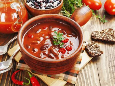 Vegetarian Tomato Soup