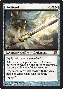 Magic the Gathering Journey into Nyx Preorder Now: Godsend