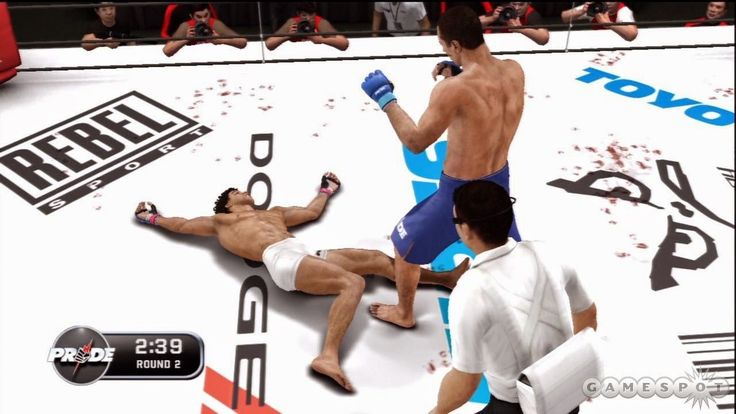 Knockout, UFC Undisputed 3