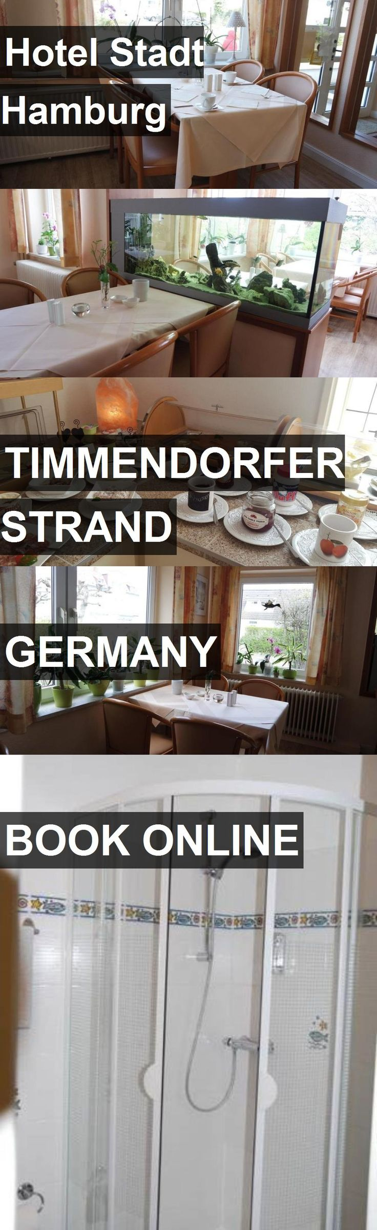 Hotel Stadt Hamburg in Timmendorfer Strand, Germany. For more information, photos, reviews and best prices please follow the link. #Germany #TimmendorferStrand #travel #vacation #hotel