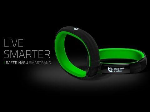 Razer Unveils the Nabu Smartband, a Minimal Take on ...