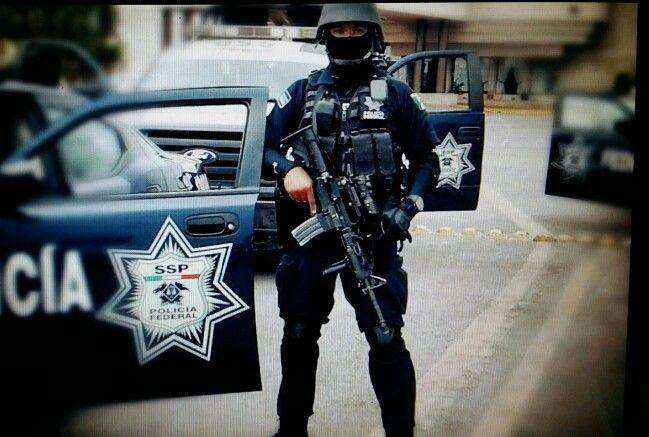 Policía Federal México