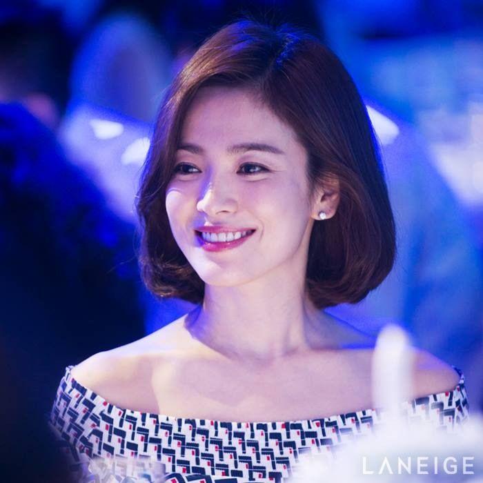 pretty! nice hair, earrings