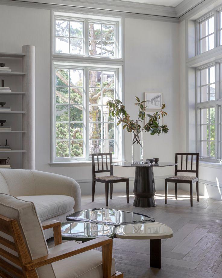 Living Room Showcase Design: San Francisco Decorator Showcase 2019