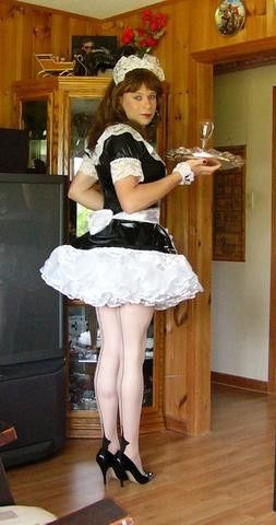 English transvestite maids