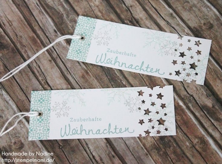 Stampin Up Anhaenger Weihnachten Tags Tag Christmas Tag Geschenk 039