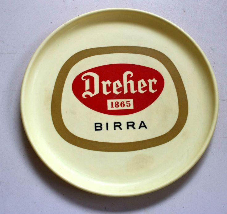 BIRRA DREHER 1865 VINTAGE ANNI 60 MEBEL MELANINA