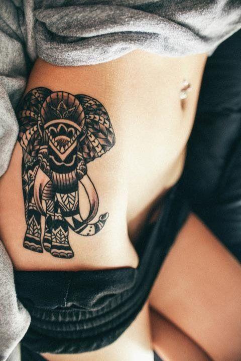 elephant #tattoo #tattoos