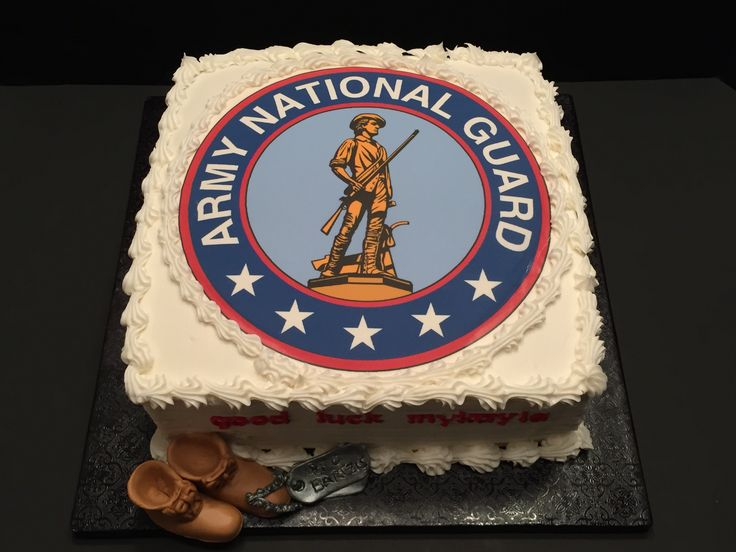 Army National Guard cake Facebook: Get caked by Stacy  Columbus, OH