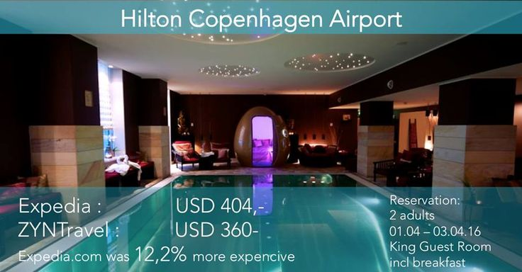 Another great offer from www.zyntravel.com For up to 85% discount - Use Promo Code SEESTMOGENSEN for best price