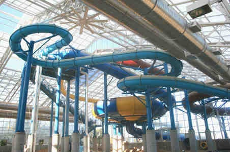 Fench lick waterpark