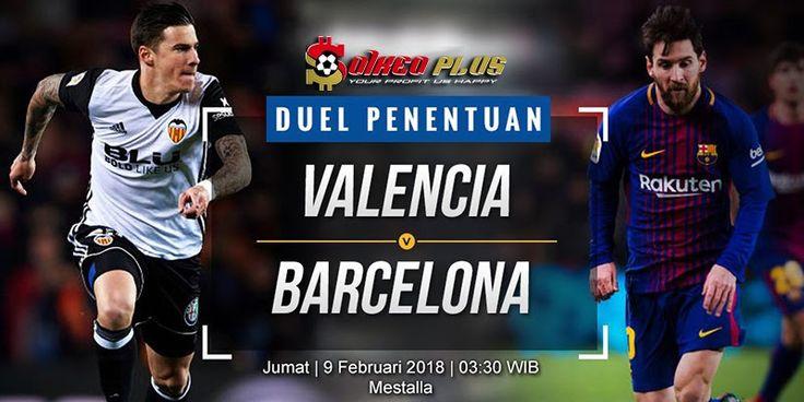 http://ift.tt/2Bfl9AE - www.banh88.info - BANH 88 - Tip Kèo - Soi kèo Nhà Cái: Valencia vs Barcelona 3h30 ngày 9/2/2018 Xem thêm : Đăng Ký Tài Khoản W88 thông qua Đại lý cấp 1 chính thức Banh88.info để nhận được đầy đủ Khuyến Mãi & Hậu Mãi VIP từ W88  (SoikeoPlus.com - Soi keo nha cai tip free phan tich keo du doan & nhan dinh keo bong da)  ==>> CƯỢC THẢ PHANH - RÚT VÀ GỬI TIỀN KHÔNG MẤT PHÍ TẠI W88  Soi kèo Nhà Cái Valencia vs Barcelona Barcelona không chỉ duy trì thành tích bất bại mà còn…