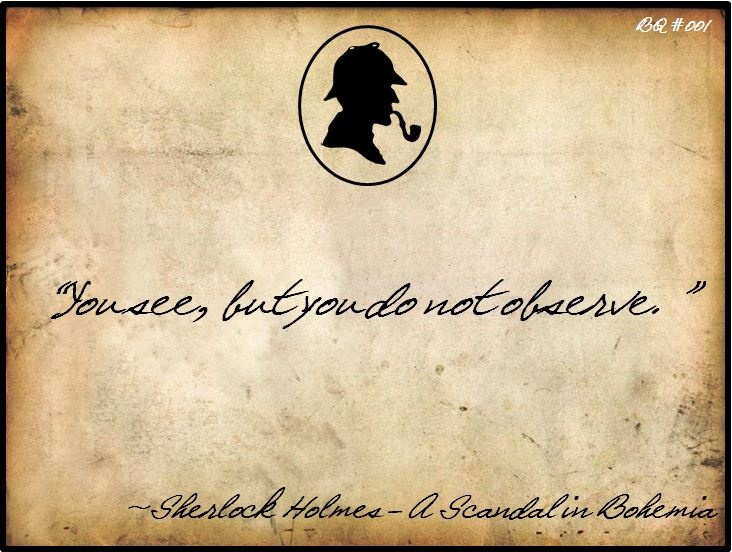 Sherlock Holmes, A Scandal in Bohemia- I have some of the Sherlock stories, I just need to find them and read them!