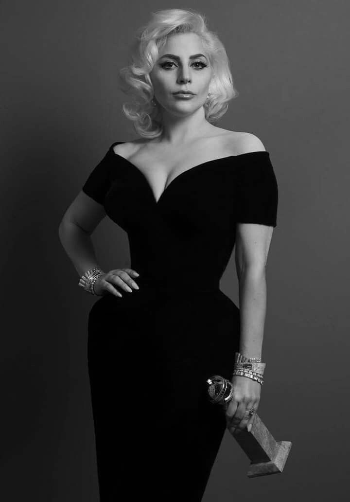 Lady Gaga (Golden Globe 2016)