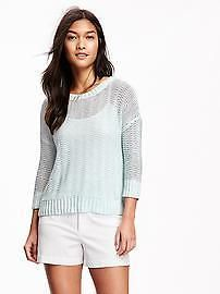60% Off Old Navy Spring Sweaters w/ Extra 20% Off Purchase