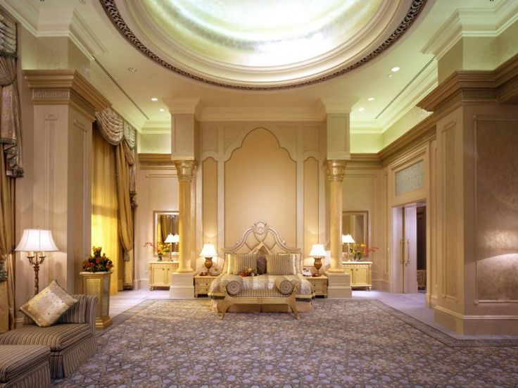 I'd love to have this room for a night or two, or three - Palace Suites, Emirates Palace, Abu Dhabi