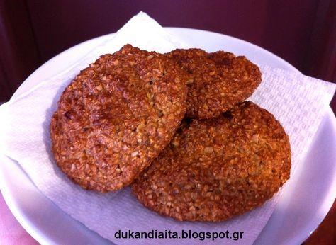 Όλα για τη δίαιτα Dukan: Μπισκότα τζίντζερ ή κανέλας
