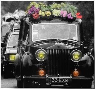 Freddie Mercury Funeral (´~`)