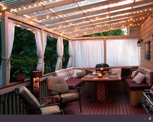 Decks Outdoor Patio Furniture Design Ideas - modern - outdoor