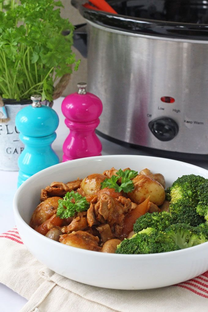 Slow Cooker Chicken Casserole Recipe Slow Cooker Chicken Casserole Slow Cooker Recipes Uk Quick Slow Cooker Meals