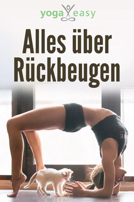 Yoga-Übungen: Alles über herzöffnende Rückbeugen