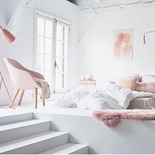 Blush interiors inspiration and home decor ideas   by design co