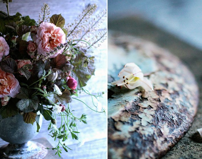 Loving the rustSaipua Flower, Garden Roses, Fairies Living, Flower Arrangements, Gardens Rose, Bouquets Fleur, Floral Arrangements, Centerpieces, Summer Flower