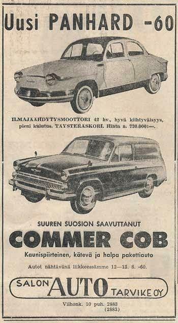 """1960's in Finland"" by wstd in Finland - Album on Imgur"
